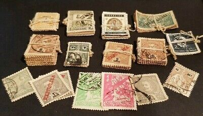 INDIA - Quantity of USED Stamps