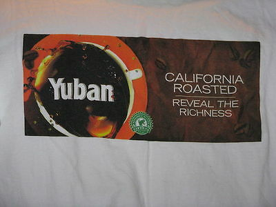 """Yuban – Promotional Shirt for California State Parks"" T-Shirt (XL)"