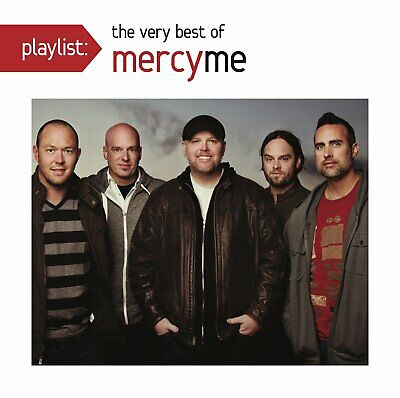 Playlist: The Very Best of MercyMe MercyMe Audio CD Sony Legacy BEST SELLING NEW