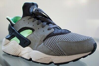 best website 60df2 2969f Nike Air Huarache Grey Midnight Fog Green Mint Trainer 318429 013 Sz 11.5