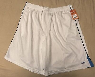 4c9b55b0ee60 C9 Champion Men s Athletic Shorts XL WHITE Sports Basketball Jogging W MARK  NWT