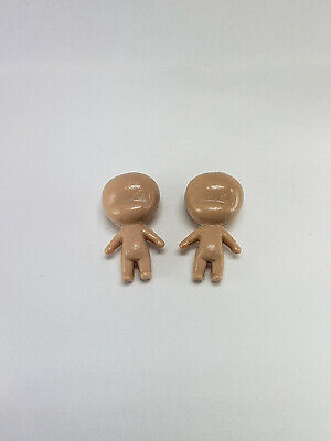 Jewelry Size 7/8 Inch Blank Mini Liddle Kiddles 2 Dolls to Dress and Style
