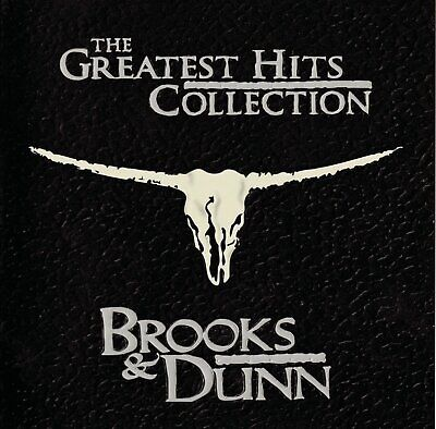 The Greatest Hits Collection Brooks & Dunn Audio CD Neotraditional Country Pop