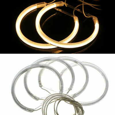 4x CCFL Angle Eyes LED Rings Halo Birne Standlicht Set 4W für BMW E46 E36 E38