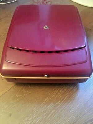 Rare Vintage Kriesler Bakelite Radio/Record Player 11-57, 1956: 78s, 33s and 45s