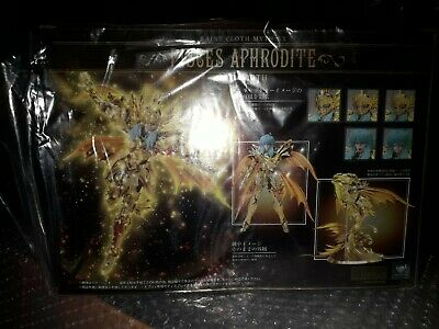 Saint Seiya Soul Of Gold Ex Sog Aphrodite Fish God Myth Cloth Bandai Pesci