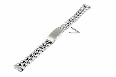 Ladies 11mm to 14mm Stainless Steel Adjustable Watch Band 273WR