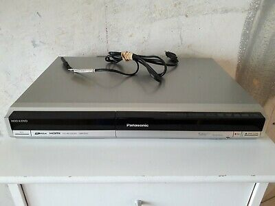 Panasonic DMR-EH57 - HDD/DVD Recorder - 160GB HDD with Power Cable