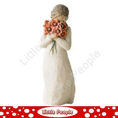 Willow Tree - Figurine Surrounded by love Collectable Gift