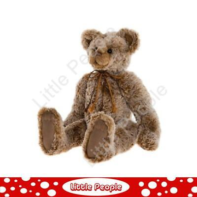 Charlie Bear 2017 Collection  - Burma  fully jointed