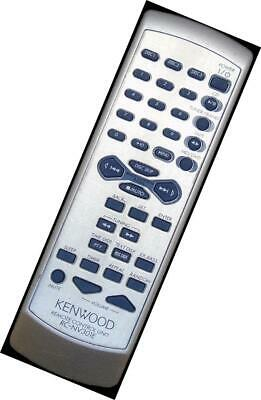 Genuine KENWOOD RC-NV301E Component System Remote For NV-301