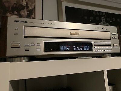 Pioneer CLD-616 Laserdisc Player Imported from JAPAN With Remote & Dick Tracy LD