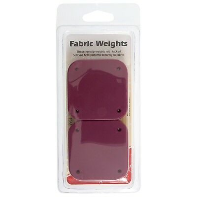 Sew Easy Non Slip Fabric Weights For Sewing Patterns -Quilters Dress Making Bn