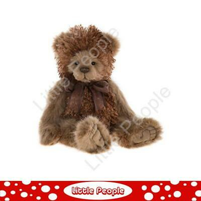 Charlie Bear 2017 Collection  - Bampa  fully jointed