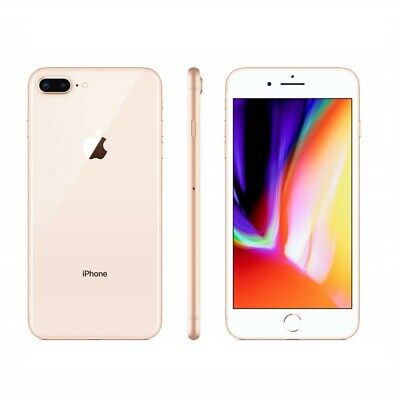 Iphone 8 Plus Ricondizionato 64Gb Grado B Oro Gold Originale Apple Rigenerato