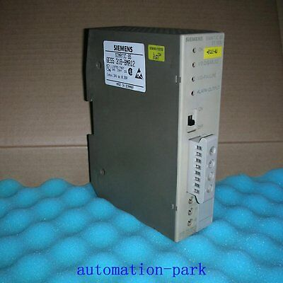 USED 1PC Siemens 6ES5318-8MA12 Tested In Good Condition
