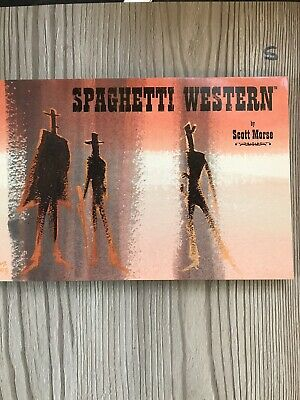 Spaghetti Western Scott Morse Gn Oni Press First Print