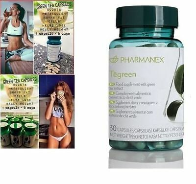 Pharmanex® Tegreen  (30 Capsules) - See Description Before You Purchase..