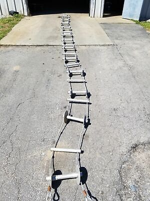 Web Devices 23ft Tank Ladder, 500lb