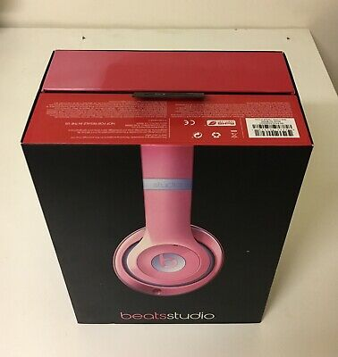 Beats by Dr. Dre Studio Headphones Genuine, Noise cancelling, Wired, B0500 - Red