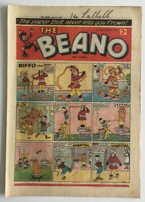 The Beano comic No.784 July 27 1957