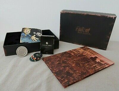 Fallout New Vegas Collectors Edition Collectables - Game not included