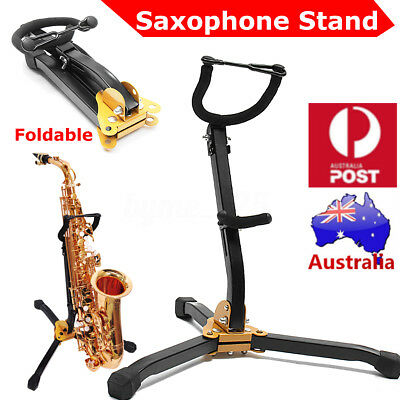 33cm Alto Tenor Saxophone Stand Folds Up Compactly Stand Tool for Hercules AU
