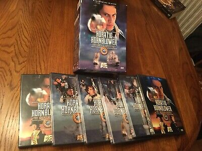 Horatio Hornblower Complte Series DVD