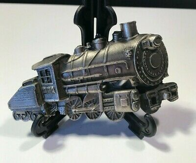 The Great American Buckle Co. Limited Edition #272 Locomotive Belt Buckle