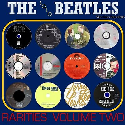 The Beatles - Solo Beatle Rarities 2 [1-CD]   In The Blink Of An Eye   It's Love
