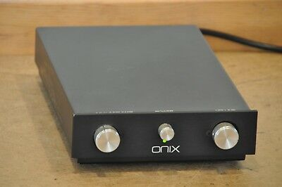 Rare Onix OA20/2 Integrated Amplifier with MM Phono