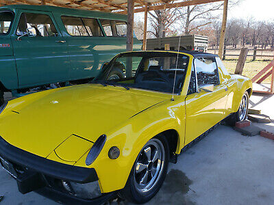 1971 Porsche 914  BEAUTIFUL 1971 PORSCHE 914 FROM WELL KNOWN CAR COLLECTION- relisted -