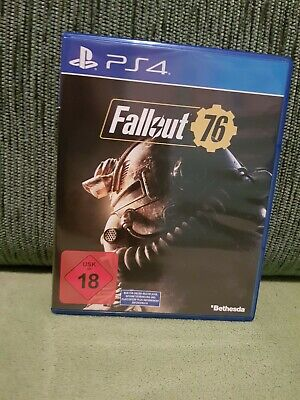 PS4 Spiel Fallout 76 (Sony Playstation 4, 2018) Top