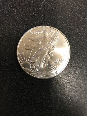 American Silver Eagle 1 Oz Coin Random Years 2014-2015