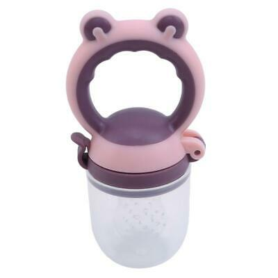 Baby Safe Feeding Pacifier Fresh Food Soup Fruit Dummy Soother Weaning NippleLIN