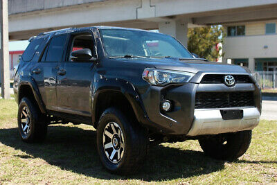 2017 Toyota 4Runner TRD Off Road 4x4 4dr SUV 2017 TRD Off Road 4x4 4dr SUV Used 4L V6 24V Automatic 4WD SUV