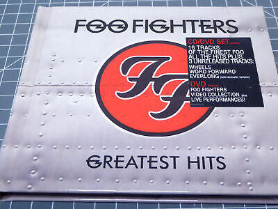 FOO FIGHTERS * Greatest Hits DIGIBOOK * VG+ (CD)