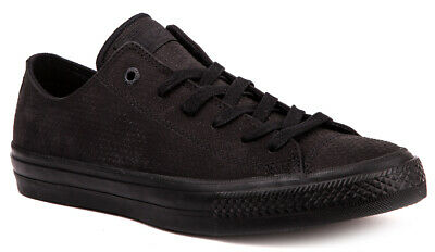 39feabdd6f16 CONVERSE Chuck Taylor All Star II Lux Leather 155765C Sneakers Shoes Mens  New