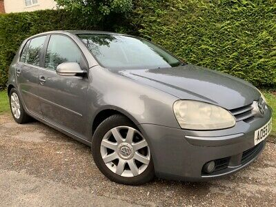 2005 volkswagen golf 2.0 GT TDI full service history long MOT SPARES OR REPAIR