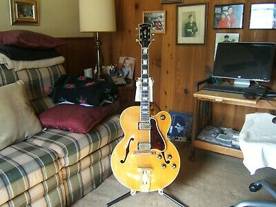 Gibson L5 CES Blonde 1968 Good condition