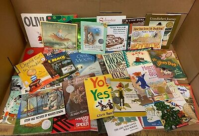 Lot of 15 Caldecott Honor Award Winning Chapter Children Kid Books AR*RANDOM MIX