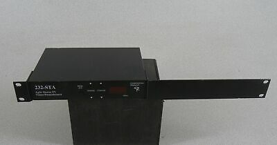 Contemporary Research 232-STA Agile Stereo TV Tuner w Power Supply Free Ship