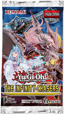 YuGiOh! THE INFINITY CHASERS *INCH* - CHOOSE SECRET AND SUPER RARE CARDS
