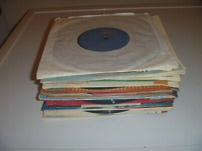 Collection Of Over 30 7 Inch Singles