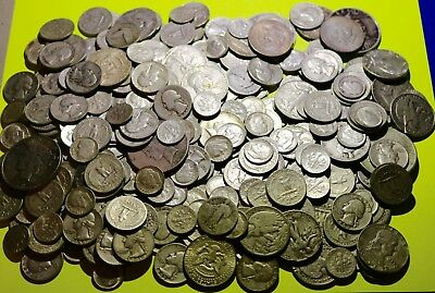 Sweet Deal,$.50 Face Value,all 90% Silver, Good Stuff, Not Junk - Free Ship'n