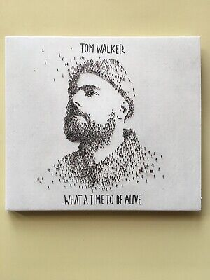Tom Walker What A Time To Be Alive Brand New Unplayed CD