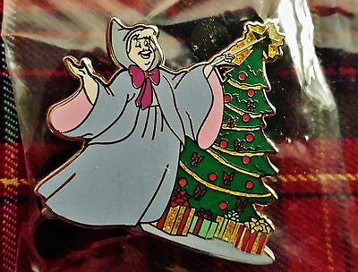 Disney Cinderella Fairy Godmother Toys for Tots LE 500 Pin DSF DSSH GSF Box Ship
