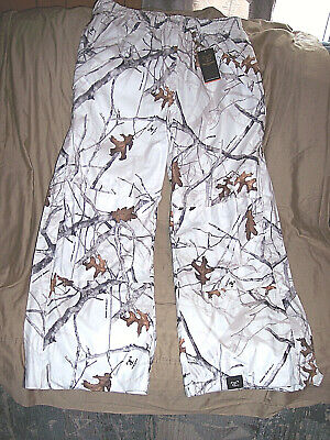 929d0e7599c0b Mens Large Snow Camo Pants True Timber Camo Hunting Pants Lined Snow  Camouflage
