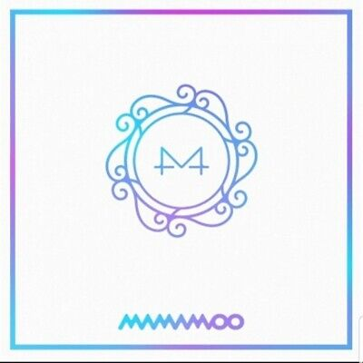 MAMAMOO [WHITE WIND] 9th Mini Album CD+Booklet+P.Card+P.Frame&Special Card K-POP