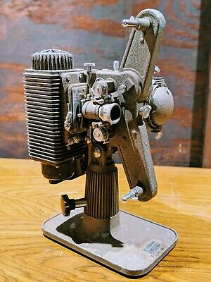 Antique Vintage Movie Projector Decorations Office Mantle living room video